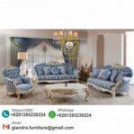 Set Sofa Tamu Klasik Mewah Arteta