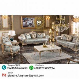 Set Sofa Tamu Klasik Terbaru Liberty