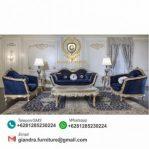 Sofa Set Tamu Ukir Mewah Agustinus