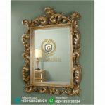Cermin Ukir Klasik Mewah Amira