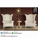 Set Sofa Teras Klasik Modern Berjer
