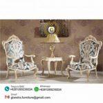Set Kursi Teras Klasik Mewah Ambrosini