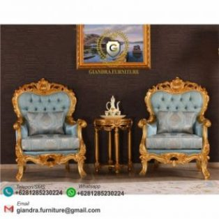 Set Sofa Teras Ukir Cantik Zonata
