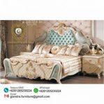 Tempat Tidur Klasik Mewah Viola