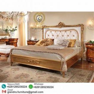 Tempat Tidur Klasik Terbaru Donova