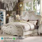 Tempat Tidur Klasik Mewah Astana