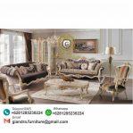 Set Sofa Tamu Klasik Terbaru Nactaro