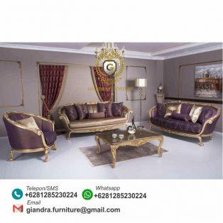 Set Sofa Tamu Klasik Terbaru Payroz