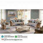 Set Sofa Tamu Mewah Cadilla