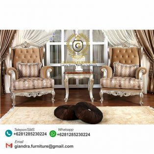 Set Sofa Teras Mewah Vallerco