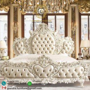 Tempat Tidur Klasik Mewah Ayodha
