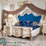 Tempat Tidur Klasik Mewah Kingstone