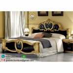 Tempat Tidur Klasik Rococo