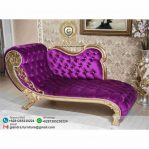Sofa Santai Ukir Mewah Diwan
