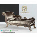 Sofa Santai Ukir Mewah Hevero