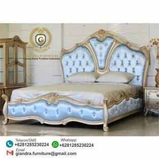 Tempat Tidur Ukir Maria