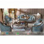 Set Sofa Tamu Klasik Mewah Olimpos