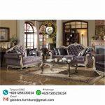 Set Sofa Tamu Klasik Terbaru Pardeva