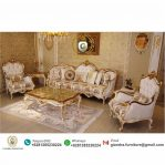 Sofa Set Tamu Ukir Klasik Pirelti